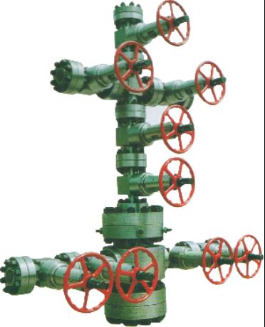 KQ65-60采气井口装置 / KY65-60采油井口装置