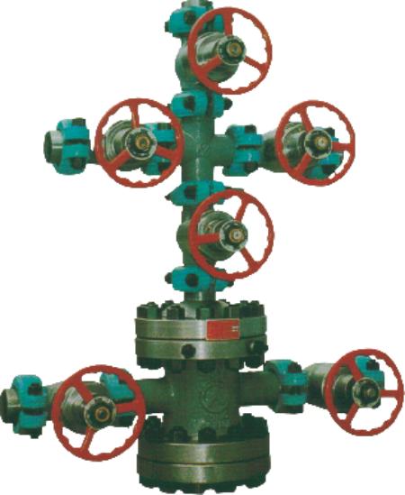 KY65-21 采油井口装置