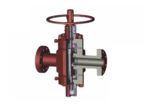 PFF系列平板阀(手动、液动)