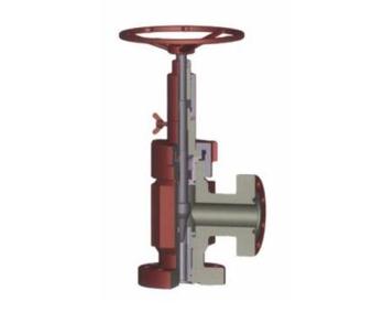 可调节式节流阀(针型、外滑套型)